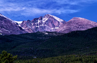 Longs Peak,Rocky Mountain National Park, CO