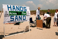 1 - Hands Across the Sand